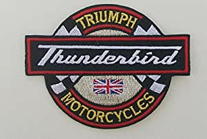 Triumph Motorcycles Thunderbird 3 inch patch
