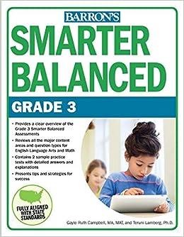 Smarter Balanced Grade 3 Descargar PDF