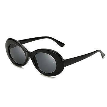 CUYAG Gafas de sol Gafas De Sol Ovaladas De La Moda Gafas De ...