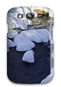 High Grade Craigmmons Flexible Tpu Case For Galaxy S3 - Winter Earth Nature Winter