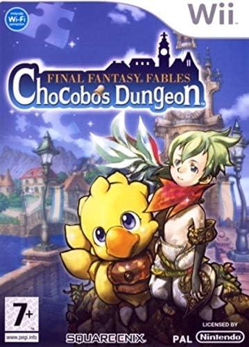 Final Fantasy Tales: Chocobos Dungeon (Nintendo Wii) [importación inglesa]: Amazon.es: Videojuegos