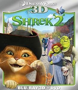 Cover Image for 'Shrek 2 3D'