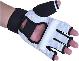 Shengshihuizhong Gants de boxe, demi-gants pour enfants, femmes adultes, combats Sanda, combats complets, gants de protection pour sacs de sable Taekwondo, équipement de conditionnement physique, de h