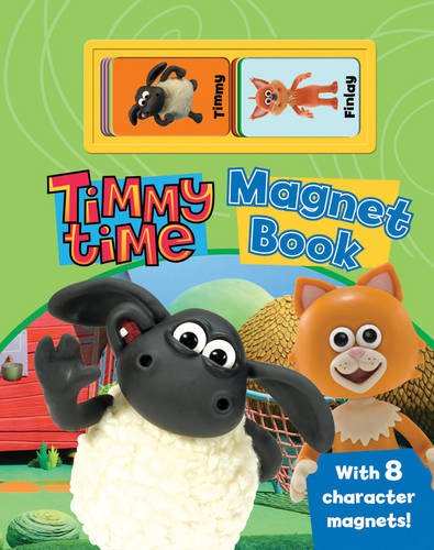My Timmy Time: Magnet Book ebook