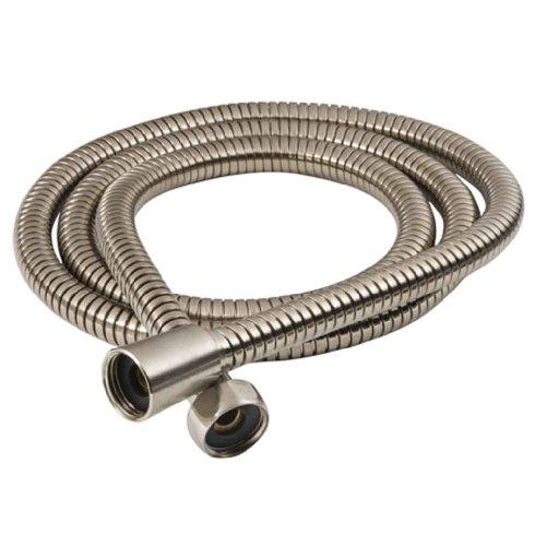 (American Standard 8888.035.295 Amarilis 60-Inch Shower Hose for Hand Shower, Satin Nickel)