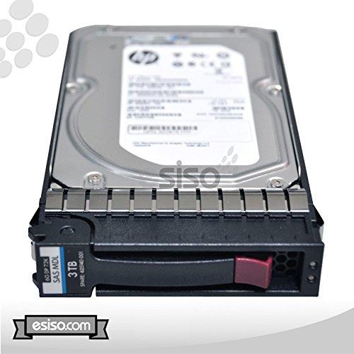 - HP 638521-002 - 3TB SAS 7.2K RPM 3.5IN DP MDL INT HDD
