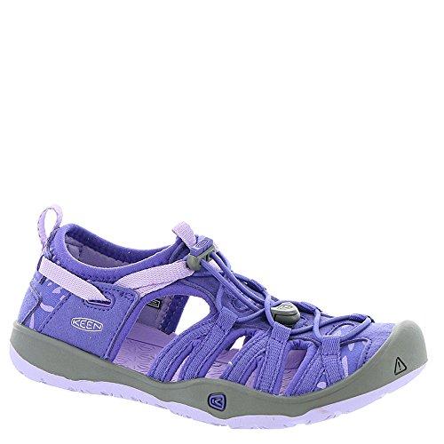 KEEN Kids' Moxie C Sandal, Liberty/Lavender, 11 M US Little Kid