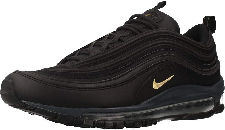 responsabilidad bolso Derretido  Nike AIR MAX 97 BQ4580-001 40 Black: Amazon.co.uk: Shoes & Bags