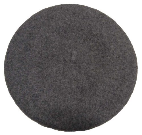 Blancq Olibet Men's Beret Medium Grey One Size