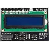SainSmart I2C IIC Interface RGB LED Screen LCD 1602 + Keypad For Raspberry Pi