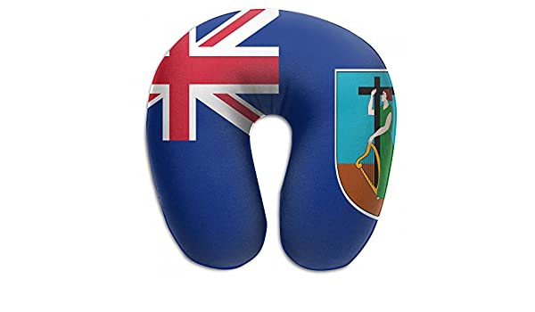 Amazon.com: ChunLei Comfortable Travel Pillow Flag Of ...