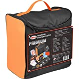 Bell Automotive Products Premium Roadside Emergency Kit (22-1-65112-8)