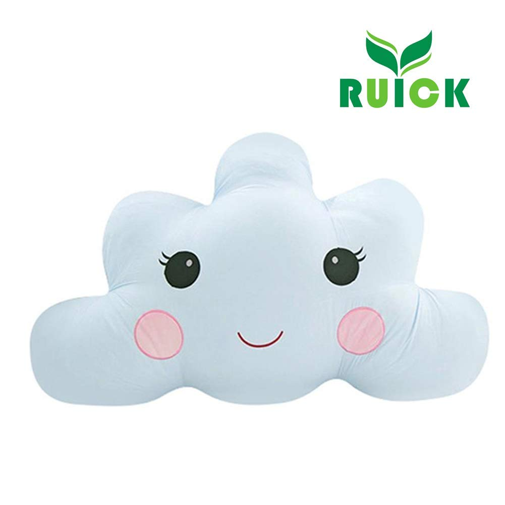 Cloud-shaped Cushion Plush Stuffed Bedding Baby Room Home Decoration Gift