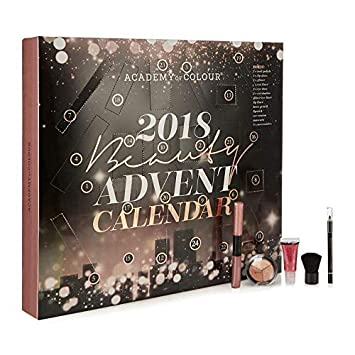 newest ad056 fec6c Academy of Colour Debenhams 2018 Beauty Cosmetic Make Up 24 Day Advent  Calendar