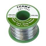 Tenma 21-1047 Lead Free Rosin Core Solder – Tin / Silver / Copper 6oz