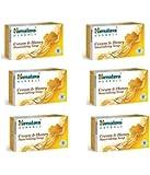 Himalaya Herbals Honey and Cream Soap, 125g (Pack of 6)