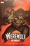 img - for Werewolf By Night Omnibus DM Variant Art Adams cover book / textbook / text book