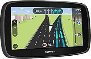"TomTom Start 50 - Navegador GPS de 5"", (480 x 272, mapas de Europa, USB), negro (importado)"