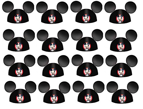 Mickey Mouse and the Roaster Racers Happy Birthday paper Party Hat 16(ct) Party Supply -