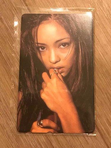 安室奈美恵 テレホンカード テレカ SWEET19 BLUES 50度 グッズ a CD DVD Finally 会報 タオル ガチャ パンフレット