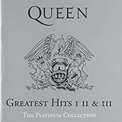 """The most comprehensive collection of Queen hits ever! Throw in the good price and the 48-page booklet and it's simply """"killer."""" Includes Bohemian Rhapsody; Killer Queen; We Are the Champions; We Will Rock You; Crazy Little Thing Called..."""