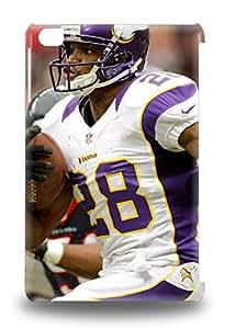 Tough Ipad Case Cover Case For Ipad Mini/mini 2 NFL Minnesota Vikings Adrian Peterson #28 ( Custom Picture iPhone 6, iPhone 6 PLUS, iPhone 5, iPhone 5S, iPhone 5C, iPhone 4, iPhone 4S,Galaxy S6,Galaxy S5,Galaxy S4,Galaxy S3,Note 3,iPad Mini-Mini 2,iPad Air )