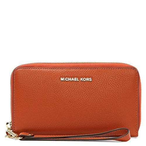 Michael Kors Orange Handbag - 8