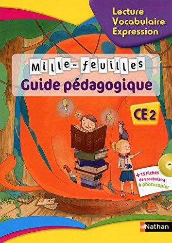 Telecharger Mille Feuilles Ce2 Lecture Vocabulaire
