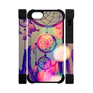 Canting_Good Dreamcatcher Custom Dual-Protective 3D Polymer Case Shell Skin for IPhone 5