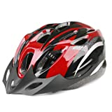 Bicycle Indicator helmets protect bicycle Road bike helmet (Adult) Red