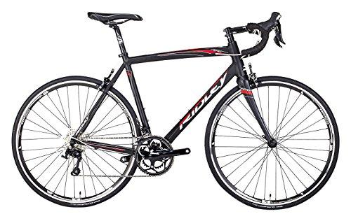 Ridley Fenix Alloy 105 FE701BM Bike with Safety Reflectors, Black, 50 cm/X-Small For Sale
