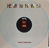KANSAS VINYL CONFESSIONS vinyl record