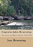Captain John Browning, Jess Browning, 1481805630