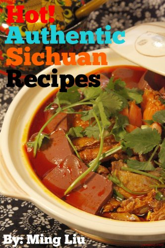 Hot authentic sichuan recipes chinese homestyle recipes book 6 authentic sichuan recipes chinese homestyle recipes book 6 by liu forumfinder Images
