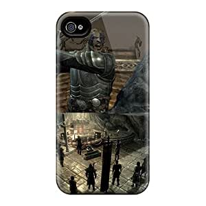 New Qfi1004KLYD Skyrim Death Of Kodlak Whitemane Covers Cases Iphone 5/5S