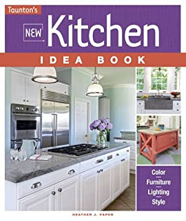 Book Cover: New Kitchen Idea Book