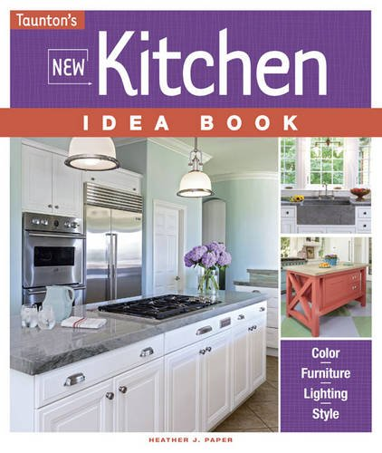 Book Cover: New Kitchen Idea Book