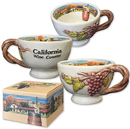 California Wine Country Souvenir Mug