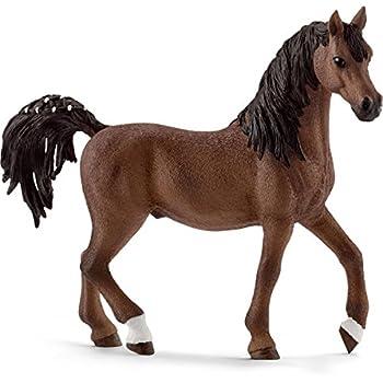 Schleich North America Arab Stallion Toy Figure