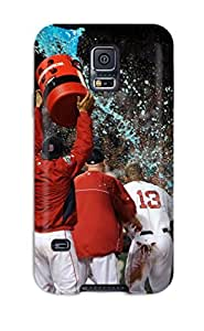 Christmas Gifts boston red sox MLB Sports & Colleges best Samsung Galaxy S5 cases