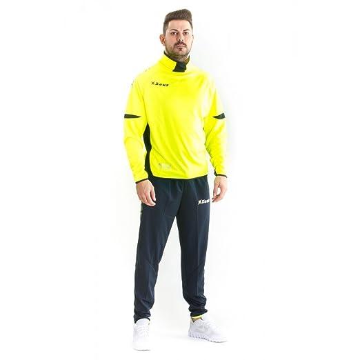 2 opinioni per Tuta Demetra Zeus Corsa Sport Uomo Staff Running jogging Allenamento Relax