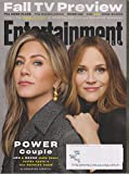 Entertainment Weekly October 2019 Jennifer Aniston & Reese Witherspoon Power Couple