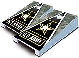 US ARMY STAR Military TABLETOP Desktop Cornhole Boards Game Set Bean Bag Tailgate Toss Mini Miniature