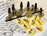 8 x 10 Inches the Original Concerto Music Crackers with Different Whistles Inside To Orchestrate the Fun