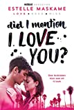 did i mention i love you? did i mention i love you dimily book 1