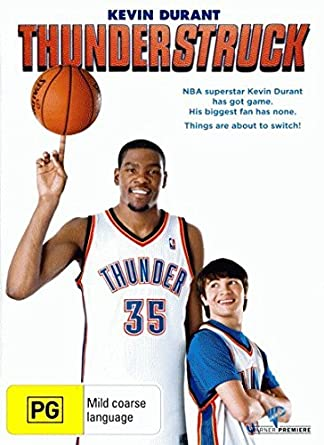 e74838d0d915 Amazon.com  Thunderstruck (Kevin Durant) DVD  Movies   TV