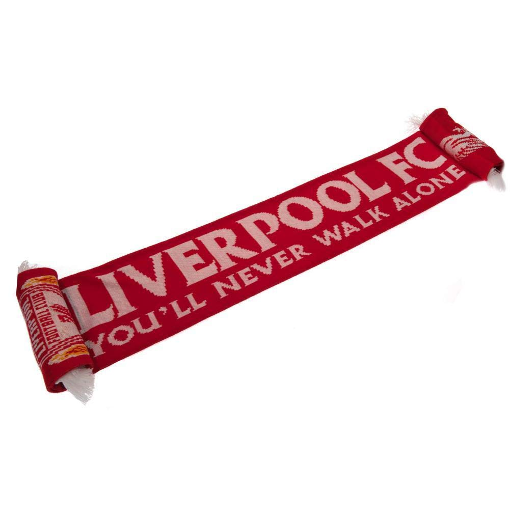 rot Liverpool YNWA Schal eine Gr/ö/ße