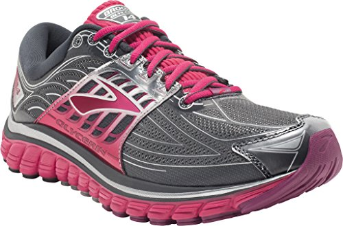 Brooks Women's Glycerin 14 Anthracite/Azalea/Silver 6...