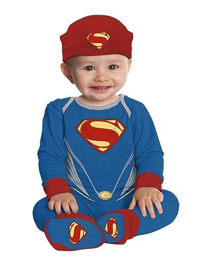 Horror-Shop Bebé Traje de Superman 5 Piezas One Size: Amazon ...