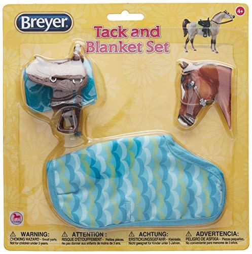 Breyer Classics Toy Saddle Set and Blanket Asst.